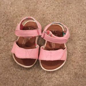 Toms baby sandals